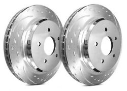 Sp Front Rotors For 2010 528i Standard Vehicle | Diamond D06-283-p8520