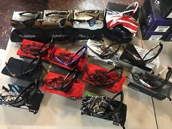 oakley troy lee designs Rare 14 Pc Collection New