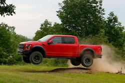 2019 Ford Raptor Red Poster   24 X 36 Inch  