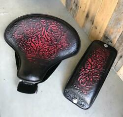 2010-2021 Harley Sportster Spring Tractor Seat P-pad Mounting Kit Ant Re Leather