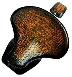 2015-21 Indian Scout And Bobber Spring Tractor Seat G Leather Mounting Kit Pad Cs