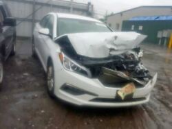 Wheel 16x6-1/2 Alloy Us Built Without Tpms Fits 15-17 Sonata 148625