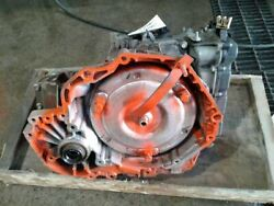11 2011 Chevy Cruze Automatic Transmission 6 Speed