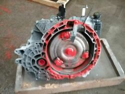 2016-2018 Lincoln Mkx Automatic Transmission 6 Speed 3.7l Fwd