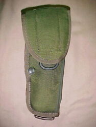 Us M 12 Military M-12 Holster For Beretta 92 And Colt 1911 And Other Large Frame New