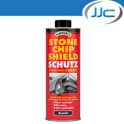Hammerite Stone Chip Shield And Rust Protector Paint Black 1 Litre Schutz