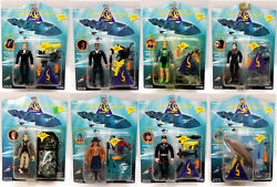Original Seaquest Tv Series Playmates Action Figure Collection-your Choice Of 8