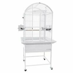 Kings Cages 9002422 Dome Top Bird Cage 24x22x60 Toy Toys African Grey Ringneck