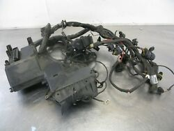 Bmw K1200rs 00 K1200 Rs Abs Wiring Harness Loom Wires Plugs Complete 24k Mi 2000