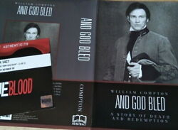 True Blood Tv Show Production Screen Used Prop Bill Comptonand039s Book Cover Hbo Coa