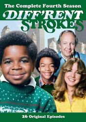 Diffand039rent Strokes Complete Season 4 New Sealed 3 Dvd Set Different