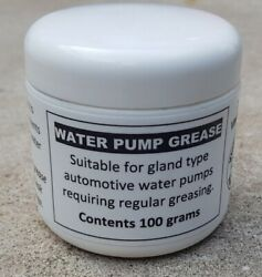 Water Pump Grease 100gms For Vintage Veteran Gland Type Water Pumps Calcium Base