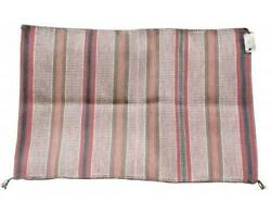 Lucy Wilson, Saddle Blanket, Two Faced, Navajo Handwoven, 30 In X 44 In