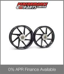 Black Galespeed Type E Lightweight Forged Alloy Wheels Yamaha Xjr 1300 / Sp 2007