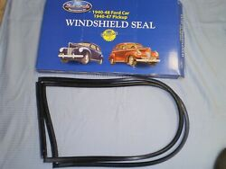 1940 Ford Windshield Seal Closed Cars 1941 1942 1943 1946 1947 Ford Pickup Truck