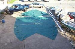 Boatersand039 Resale Shop Of Tx 1311 1427.01 Boat Cover And Weights For Valiant 40