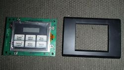 Airpax Sea Ray 367tpd Boat Console Module Control W/ Cover Marine Panel Monitor