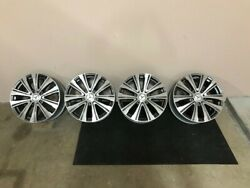 Used 19 Inch Chrome Rims For 2019 Mercedes G550