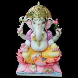 24 Collectible Blessings Marble Ganesh Idols Of Homesoul Celebration Gifts U002