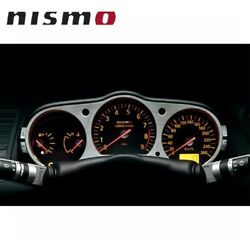 Nismo Combination Meter Panel For Fairlady Z Z33 Update 6mt Models 24810-rnz30