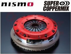 Nismo Clutch Kit Super Coppermix Twin For Nissan Skyline R32 Rb20det 3002a-rs594