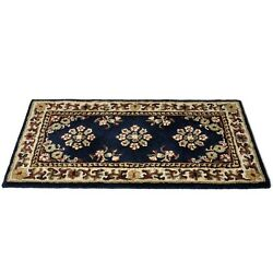 44x22 Oriental Rectangle Wool Fire Resistant Fireplace Hearth Rug Carpet