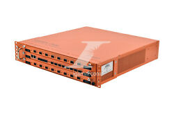 Gigamon Gigavue-2404 24 Port 2u High Density Access Switch With Blades