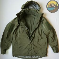 Special Forces Gore-tex Jacket/parka And Polar Fleece Set Ptfe Ecwcs Army New