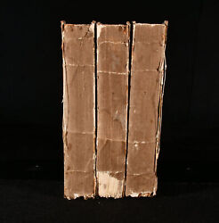1812 3vol Wealth Of Nations A Smith New Edition Original Boards