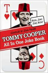 Tommy Cooper All in One Joke Book by Tommy Cooper $7.01