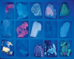 Fluorescent Minerals Collection