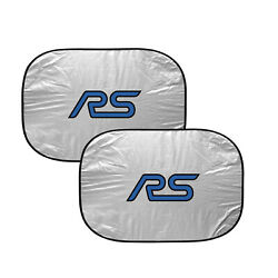 Ford Focus Rs Dual Panels Easy Folding Windshield Sun Shade