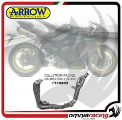 Arrow Racing Collector Stainless Steel For Yamaha Yzf R1 2009/2014