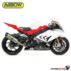 Arrow Full Exhaust System Competition Evo Titanium For Bmw S1000rr 2017/2018