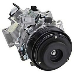 471-1627 Denso A/c Ac Compressor New With Clutch For Toyota Avalon 2005-2012