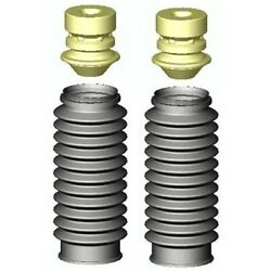 Set-kysb101 Kyb Set Of 2 Shock And Strut Boots Front Or Rear New For Chevy Pair