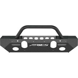 2082054 Aries Bumper Face Bar Front New For Jeep Wrangler Jk 2018