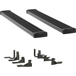415102-401117 Luverne Set Of 2 Running Boards New For Chevy Silverado 1500 Pair