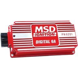6201 Msd Ignition Box New For Chevy Express Van Suburban Chevrolet K1500 Truck