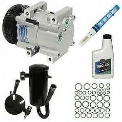 A/c Compressor - New- With Kit Uac Kt1276