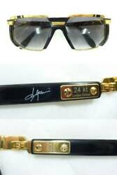 CAZAL Sunglasses 24 gold plating 999 limited edition Mod001 Col.001 1298mn