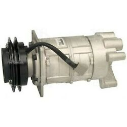 58098 4-seasons Four-seasons A/c Compressor New For Chevy Le Sabre With Clutch