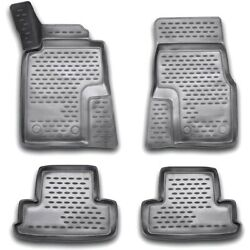 74-12-41013 Westin Floor Mats Front New Black For Ford Mustang 2011-2014
