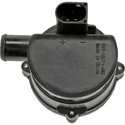 902-065 Dorman Auxiliary Water Pump Front New For Mercedes C Class Cls E Ml R S