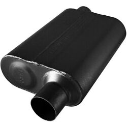 8042543 Flowmaster Muffler New For Chevy Blazer F150 Truck Oval Ford F-150 Dodge