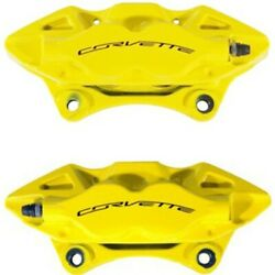 Set-ac1722629-r Ac Delco Brake Calipers 2-wheel Set Rear Driver And Passenger Side