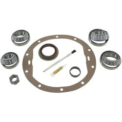 Bk Gm8.6 Yukon Gear And Axle Ring And Pinion Installation Kit Rear New For Chevy