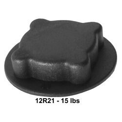 12r21 Ac Delco Radiator Cap New For Chevy Mercedes Olds F550 Truck C Class Sl2