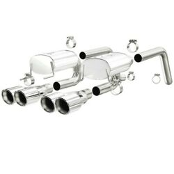 15886 Magnaflow Exhaust System New For Chevy Coupe Chevrolet Corvette 2005-2008