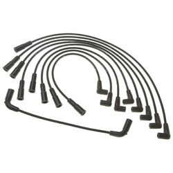 9718q Ac Delco Spark Plug Wires Set Of 8 New For Chevy Suburban Express Van